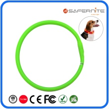 Waterproof Lighted Up Safety Collars For Dogs