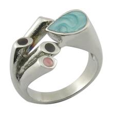 Мужские кольца нового дизайна в стиле Европа