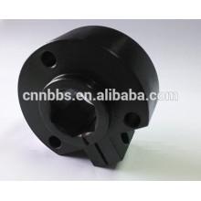 Black Oxide aço carbono C45 roda hubs, Contrato de fabricação