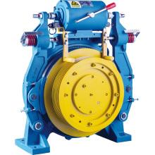 Máquina sin engranajes de la tracción del elevador de par alto (WWTY 6)