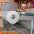 Envoltório de bolha do ar do PE que faz a máquina Ftpe-800 (certificação do CE)