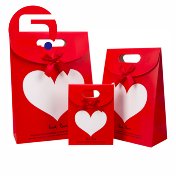 Hight Quality Wedding Paper Gift Bag Groothandel