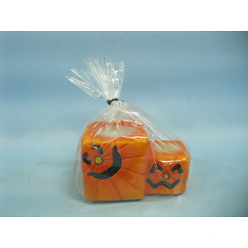 Halloween Candle Shape Ceramic Crafts (LOE2371-9z)