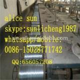 electro Galvanized wire/galvanized wire/hot dipped galvanized wire BWG18 1.2MM
