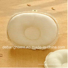 Oreiller de bébé d'allaitement super confortable de haute qualité avec housse en coton