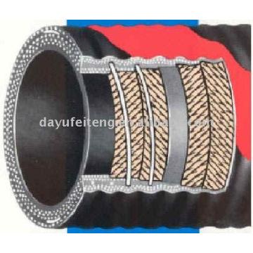 DN125 * 3M Betonpumpe Gummischlauch