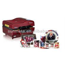 Máquina de transferência da imprensa do calor da impressora 3d máquina de transferência da sublimação