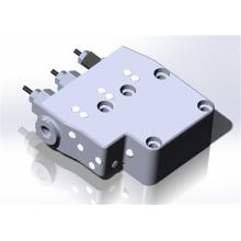 LRDS pump control valve