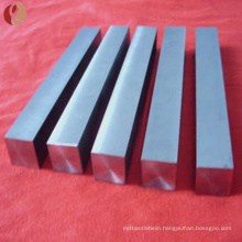 Gr2 Titanium Square Bar for Industrial Using