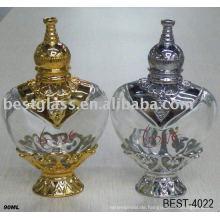 90ml Metall-Parfümflasche