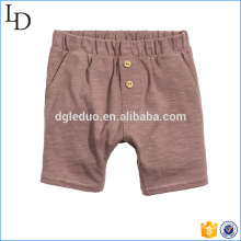 children lovely gray shorts comfortable causal shorts for baby boy