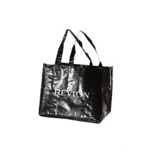 Heavy Duty Laminated Woven Shopping Bag with PP Base (hbwo-40)