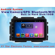 Автомобильный DVD-плеер с системой Android навигация GPS для Honda Xrv 10.1 дюймов с Bluetooth / ТВ