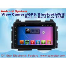 Автомобильный DVD-плеер с системой Android GPS для Honda Xrv 10.1 дюймов с Bluetooth / ТВ