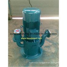Vertical Self-Priming Pump
