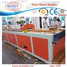 high quality WPC profile machine