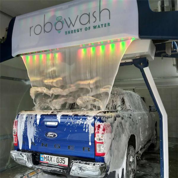 Robo Smart Car Wash