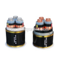 High Quality XLPE Armoured Cable , 35KV Power Cable