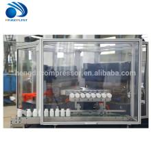 Automatique une étape servo haute vitesse hdpe polyuréthane pc led ampoule injection soufflage machine à vendre