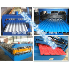 Profile Steel Sheet Roll Forming Machine for PPGI