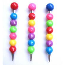 Механический карандаш с цветной шар форма