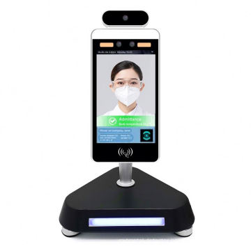 Original DS-KC001 Android Indoor Station work with DS-K1T671TM-3XF Thermal Ultra Face Recognition Terminals Camera