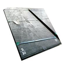 Plaque d'acier résistante à l'abrasion