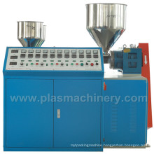 2015 New Two Color Straw Extruding Machine/Straw Making Machine