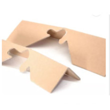 Pallet box edge guard corner cardboard protector for carton with cheap price