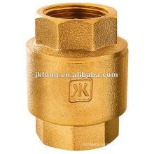 99405 Brass Spring Check valve brass stem,Brass Non Return Valve