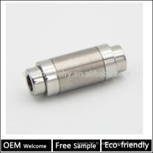 BX008 Vente en gros 304 fermoir à fermeture rapide magnétique en acier inoxydable pour bracelets à corde bijoux Évaluations gratuites échantillon 2/3/4/5/6/7 / 8MM