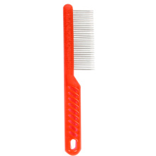 China for Pet Flea Comb Dog Care Metal Comb export to Virgin Islands (U.S.) Supplier