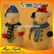 Красочные Рождественские свечи предназначены для использования праздник
