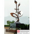 Carving Environment-Friendly Stainless Steel Sculpture