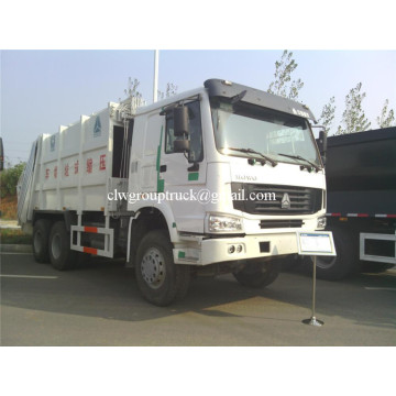 New 6x4 Howo Garbage Truck for sale
