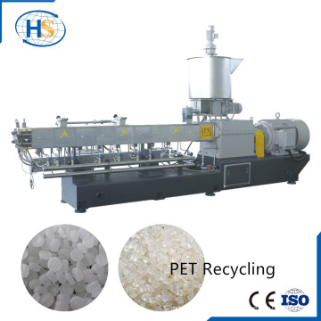 Two Stage Nylon Reinforce Extrusion Granulator Equipment