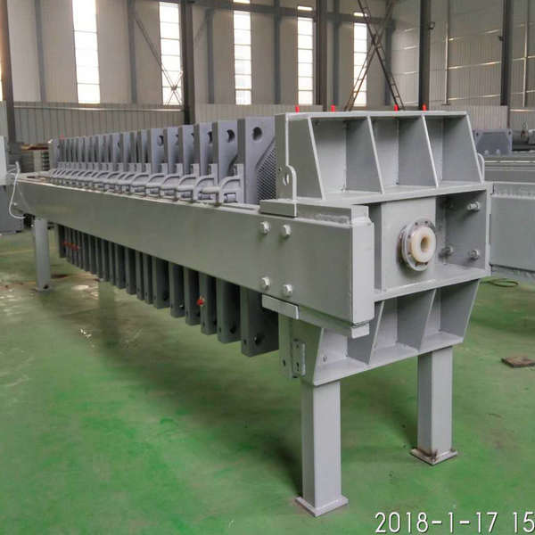 Auto Shaking Filter Press