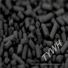 Carbón activado para la eliminación de H2 con el precio de la planta por kg