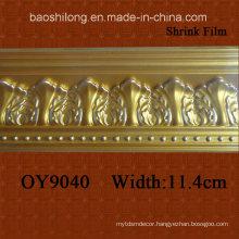 Gold Color Hotselling PU Cornice PU Moulding