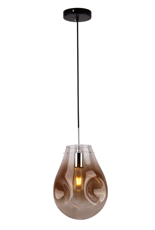 Coffee Glass Lamp