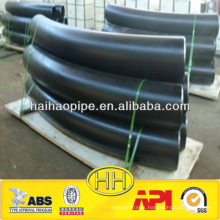 high quality ASTM A234 WPB R1000 90 degree bend