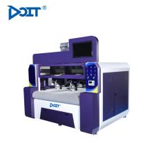 DT1610 Máquina de corte oscilante de dupla cabeça assíncrona inteligente