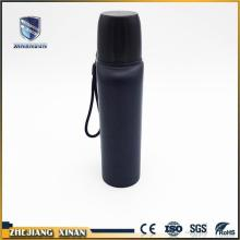 High volume portable insulated military stainless water jug