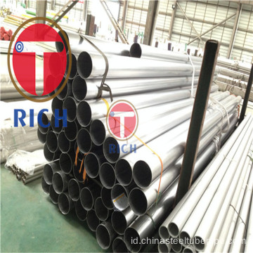 GB / T 24187 Cold-Drawn Precision Single Welded Steel Tubes