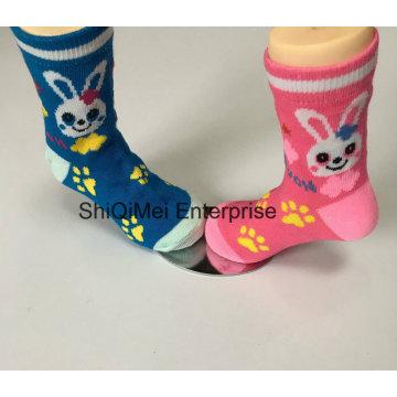 Фабрика Оптовая хорошее качество детей Детские носки