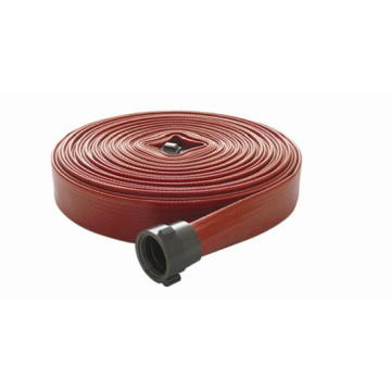 double jacket pvc fire hose