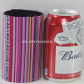 Fesyen Striped Custom Neoprene Stubby Holders