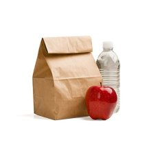 Long Square Bottom kraft paper bag