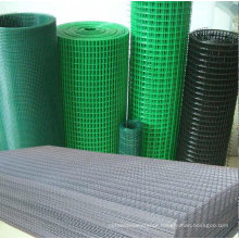 Ready Stocking Welded Mesh Fence / Panel (PVC Coated)
