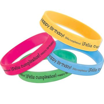 Custom Colorful The Cool Bands Silicone Bracelet